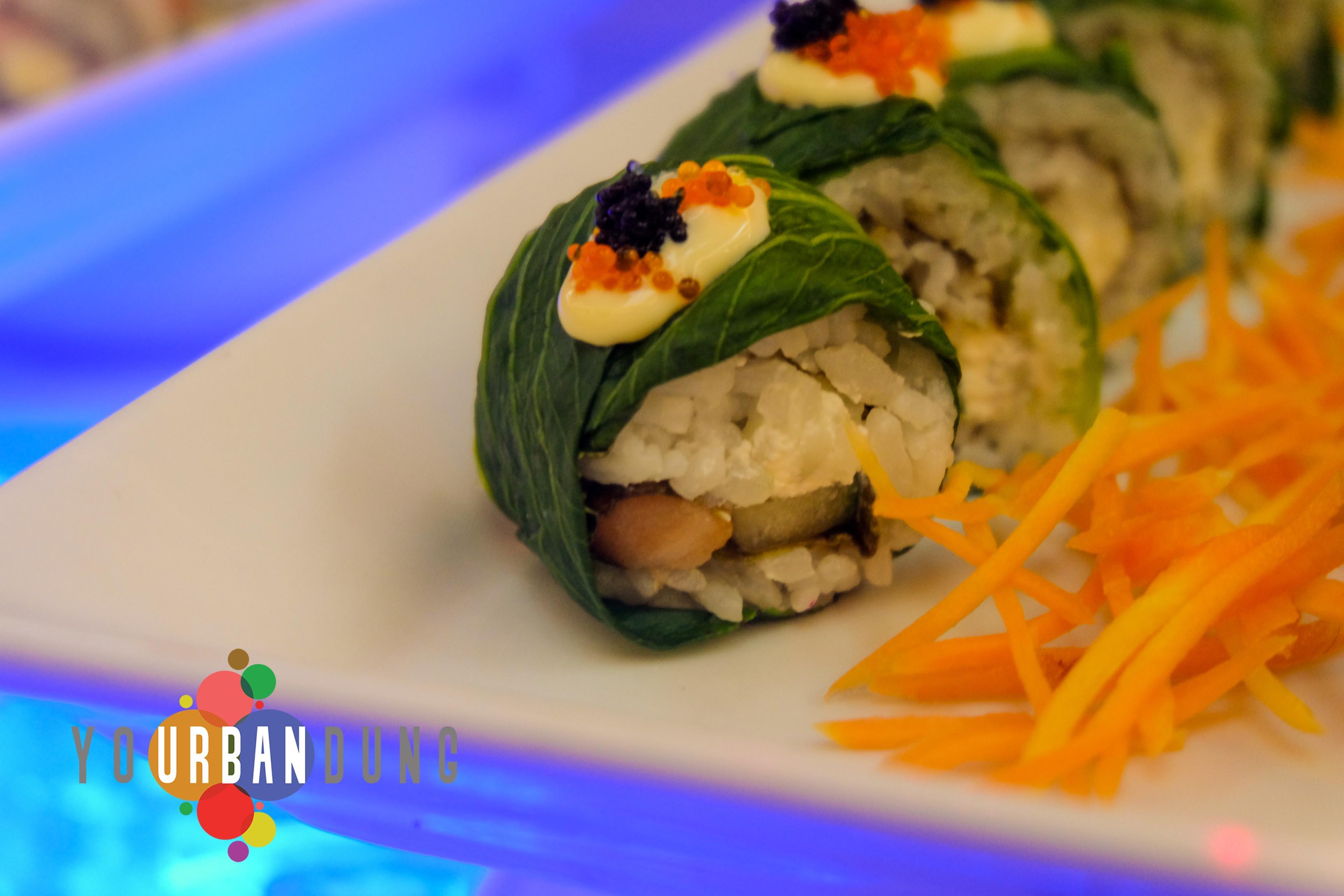 Sushi Sebagai Hidangan berbuka