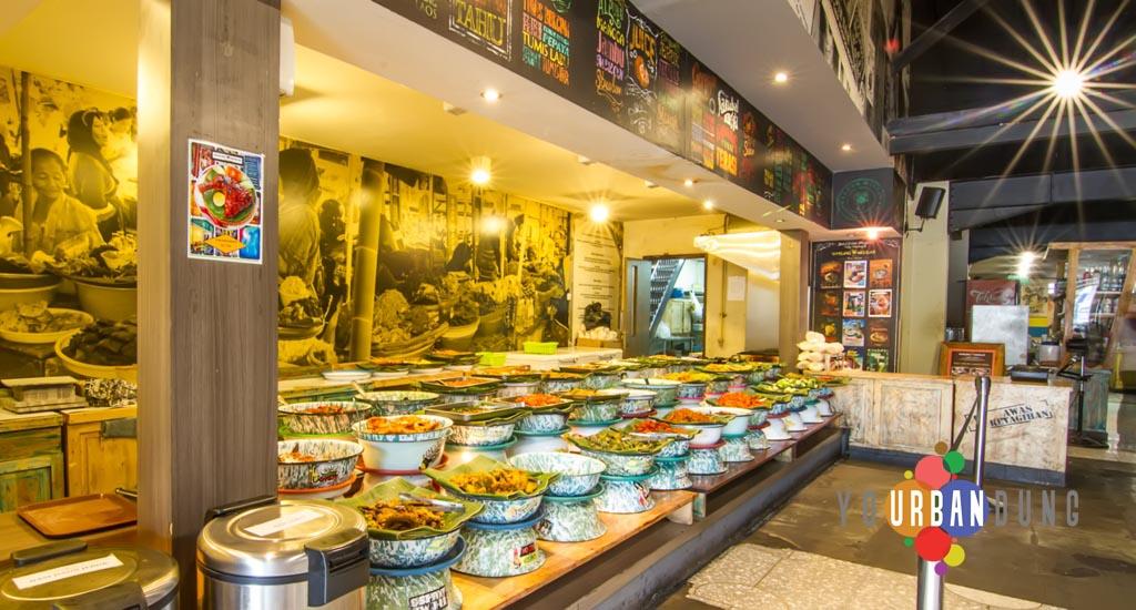 Ini Dia 5 Rumah Makan Sunda Yang Paling Recommended Di