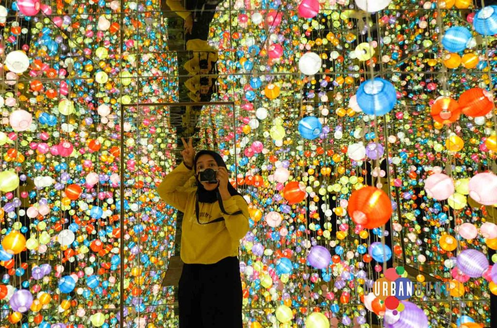 Infinity Room Wahana Baru Di Chinatown Bandung Your Bandung