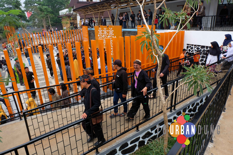 Wisata Teras Sunda Cibiru Perkuat Identitas Seni Dan Budaya