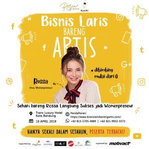 Bisnis Laris Bareng Artis @ Ballroom Trans Luxury Hotel Bandung