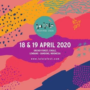 Lalala Festival 2020 @ Orchid Forest